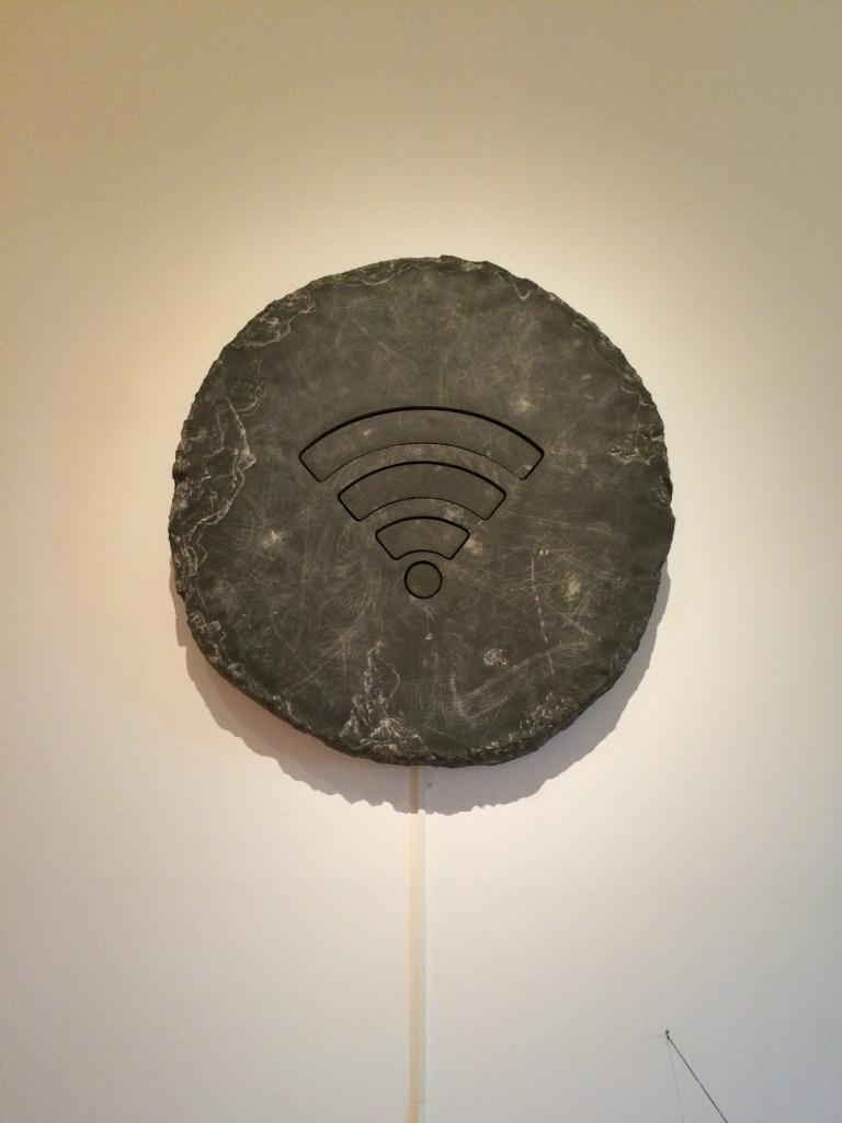 Praise be to wifi!